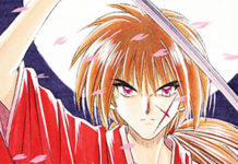 Devir vai lançar Kenshin, o Samurai Errante 13