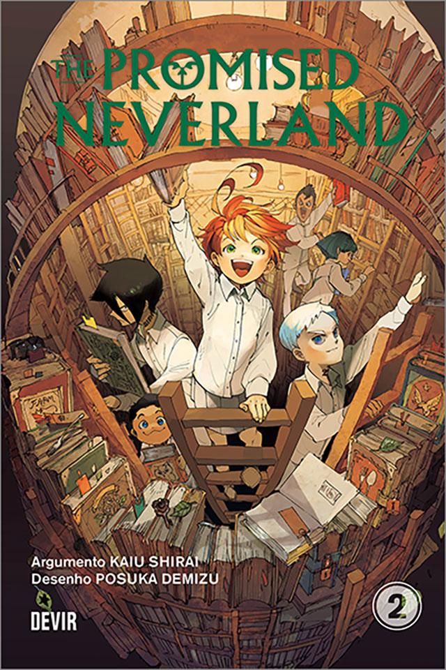 Devir vai lançar The Promised Neverland 2