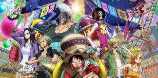 Episódios de One Piece estarão ligados ao filme One Piece Stampede