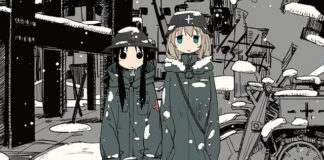 Girls' Last Tour e SSSS.GRIDMAN ganham Seiun Awards 2018