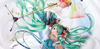 Hatsune Miku: Memorial Dress Ver. pela Good Smile Company