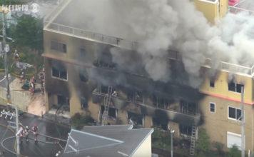 Homem que incendiou o estúdio Kyoto Animation afirmou que o fez por o estúdio copiar o trabalho dos outros
