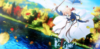 Kyoto Animation não vai adiar filme de Violet Evergarden