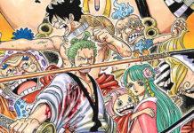 Mangá de One Piece vai ter novo spinoff
