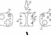 Microsoft patenteia comandos amovíveis