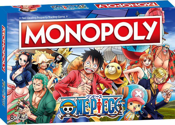 Monopólio de One Piece