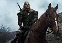 Netflix mostra Roach da série The Witcher