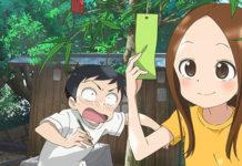 Nova imagem promocional de Karakai Jouzu no Takagi-san 2