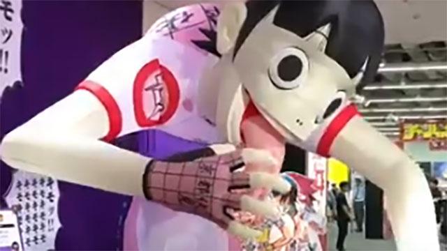 O assustador balão de Yowamushi Pedal