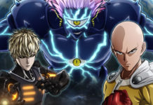 One-Punch Man: A Hero Nobody Knows apresenta mais personagens