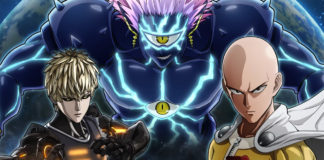 One-Punch Man: A Hero Nobody Knows apresenta mais personagens