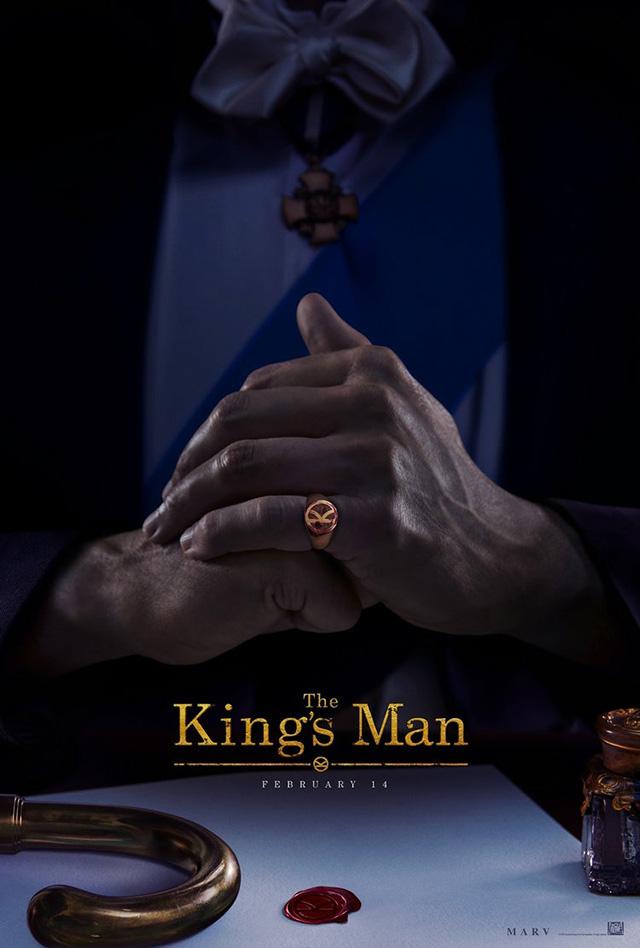 Póster de The King's Man