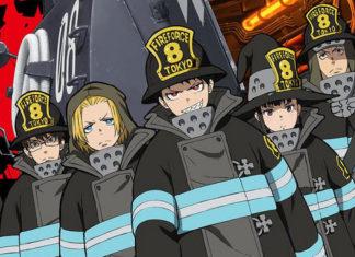 Por respeito ao estúdio Kyoto Animation o anime Fire Force não vai ter episódio esta semana