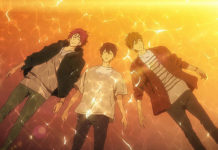 Primeiros 6 minutos de Free!: Road to the World – Yume
