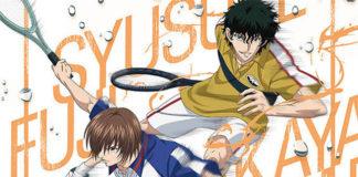 Prince of Tennis Best Games!! Fuji vs Kirihara em Novembro