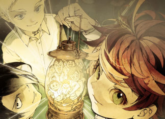 Produtor de The Promised Neverland revela como surgiu a série anime