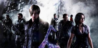 Resident Evil 5 e Resident Evil 6 para Nintendo Switch em Outubro