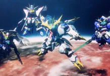 Revelada data de lançamento de SD Gundam G Generation Cross Rays