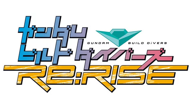 Sunrise revela Gundam Build Divers Re:RISE