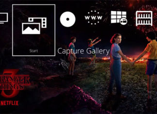 Tema de Stranger Things 3 gratuito na PlayStation Store