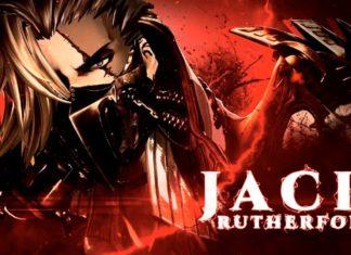 Trailer de apresentação de Jack Rutherford em Code Vein