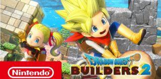 Trailer de lançamento de Dragon Quest Builders 2 (Nintendo Switch)
