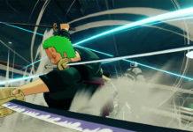 Trailer do DLC de Zoro para One Piece: World Seeker