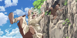 Trailer do episódio 2 de Dr. Stone