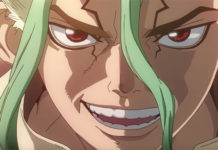 Trailer do episódio 3 de Dr. Stone