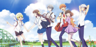 Trailer e Póster da 2ª parte de Fruits Basket (2019)