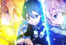 Vê aqui em direto o Evento Especial de Sword Art Online: Alicization na Anime Expo 2019