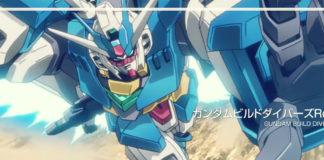Vídeo promocional do projeto comemorativo dos 40 anos de Mobile Suit Gundam