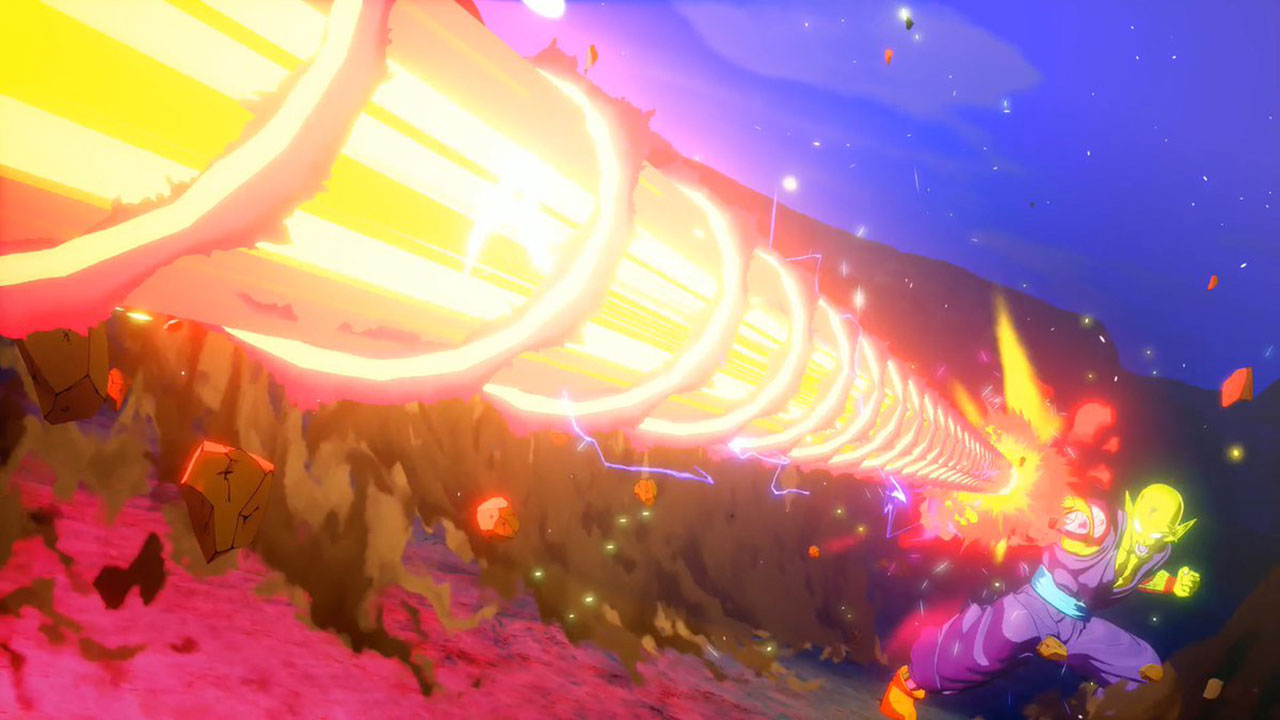 Vamos poder jogar como Vegeta, Gohan e Piccolo em Dragon Ball Z: Kakarot