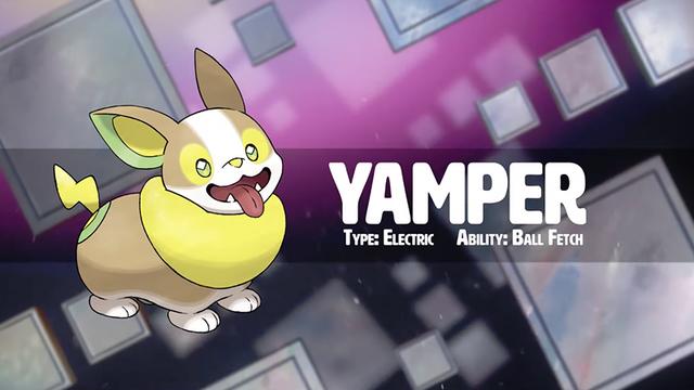 Yamper