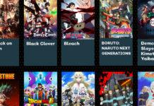 20 animes mais assistidos na Crunchyroll no mês de Julho 2019