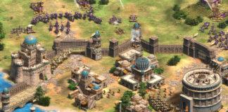 Age of Empires II: Definitive Edition em Novembro
