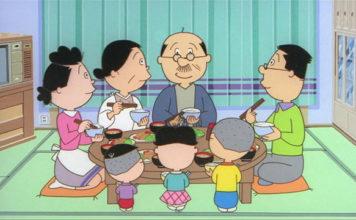 Animes mais assistidos na TV japonesa de 5 a 11 de Agosto