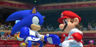 Apresentação Gamescom 2019 de Mario & Sonic at the Olympic Games Tokyo 2020