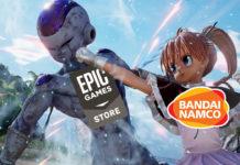 Bandai Namco diz não à exclusividade da Epic Games