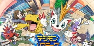 Digimon ReArise no Ocidente ainda este ano
