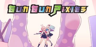Gameplay de Gun Gun Pixies