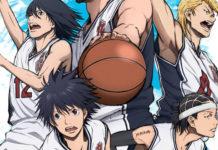 Imagem promocional do anime de Ahiru no Sora