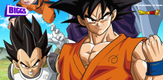 Maratona de 5 episódios de Dragon Ball Super no BIGGS