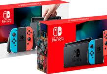 Nintendo troca Nintendo Switch recentemente compradas pelo novo modelo