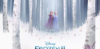 Novo Póster de Frozen 2