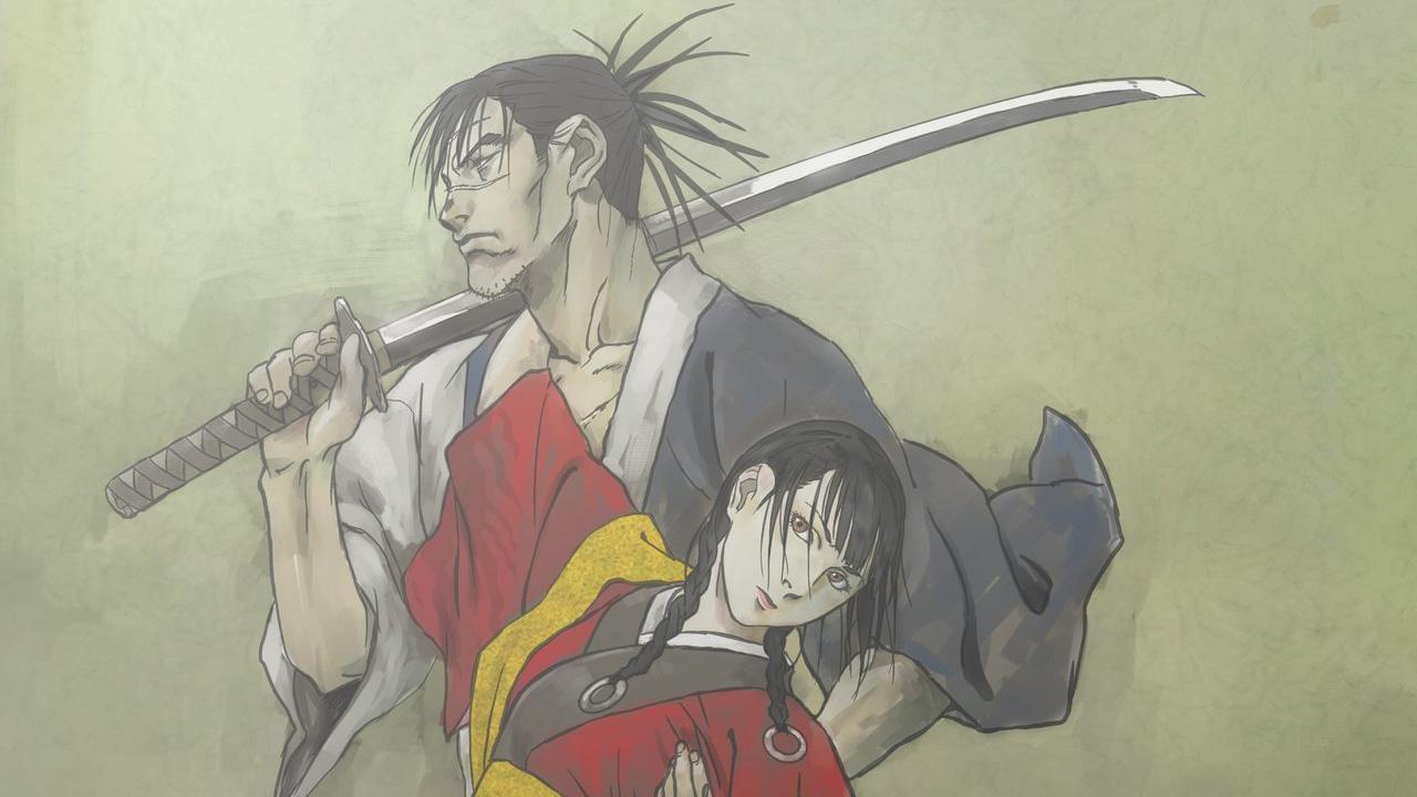 Novo Blade of the Immortal Anime' 2º Promo Revela Kiyoharu' em Opening Song, 10 de Outubro estréia Mundial