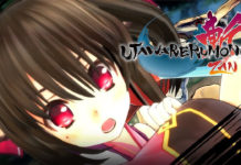 Novo trailer de Utawarerumono Zan