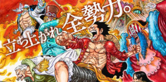 One Piece: Stampede ultrapassa One Piece Film Gold