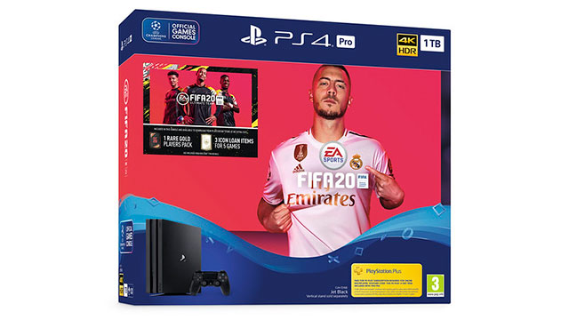 PlayStation anuncia três bundles FIFA 20