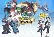 Pokémon Masters vai ser lançado a 29 de Agosto